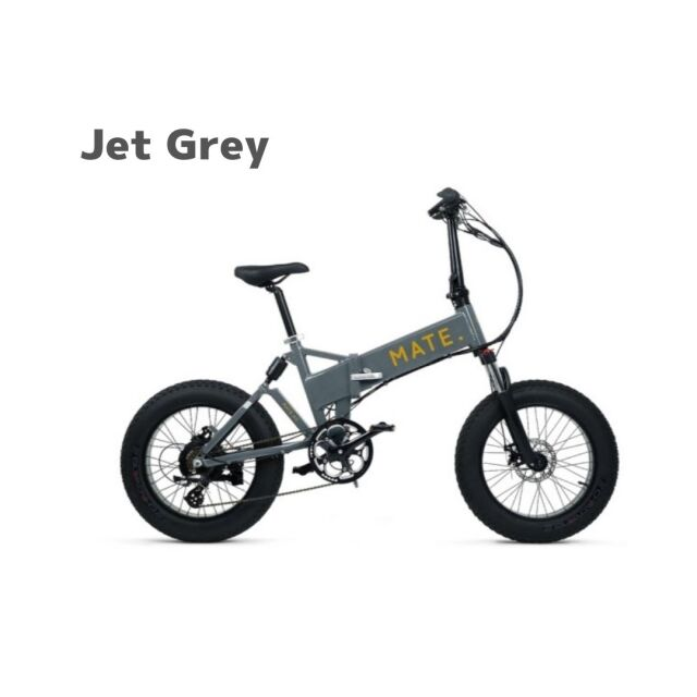 【4月入荷】MATE. BIKE MATE-X 250 Jet Gray