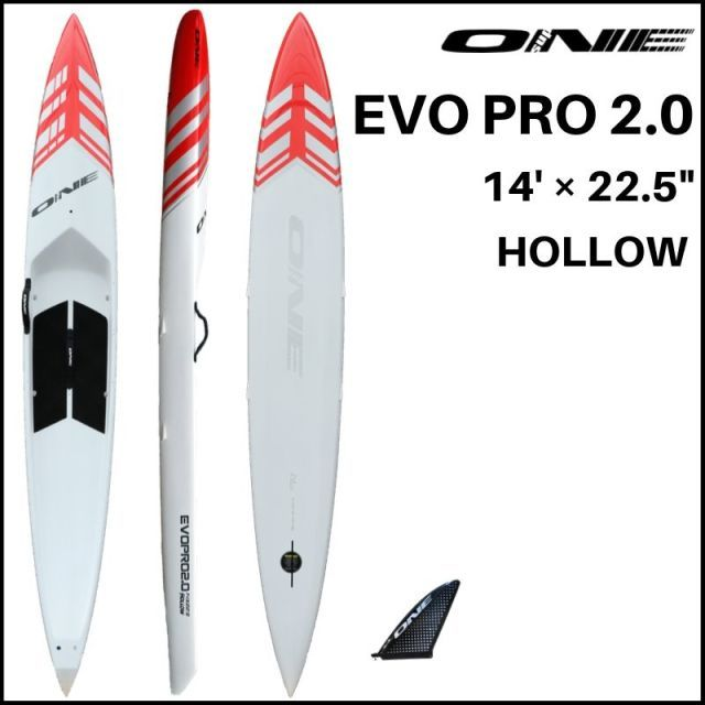 【ONE ワン】カスタムオーダー ONE SUP EVO PRO 2.0 14ft HOLLOW