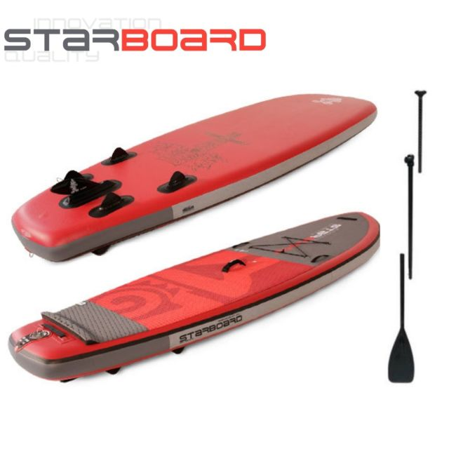 "2018 STARBOARD RIVER 9'6""×36"" スターボード リバー"