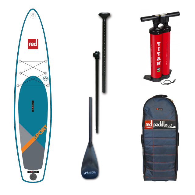 RED PADDLE CO SPORT 12'6ft  レッドパドル スポーツ