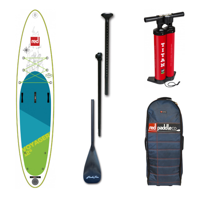 RED PADDLE CO VOYAGER 12'6ft レッドパドル ボイジャー