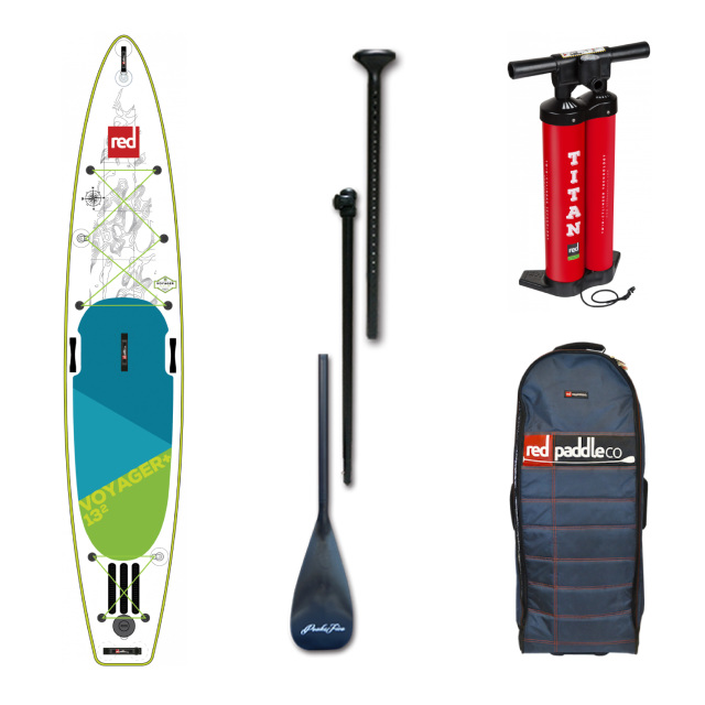 RED PADDLE CO  VOYAGER 13'2ft レッドパドル ボイジャー