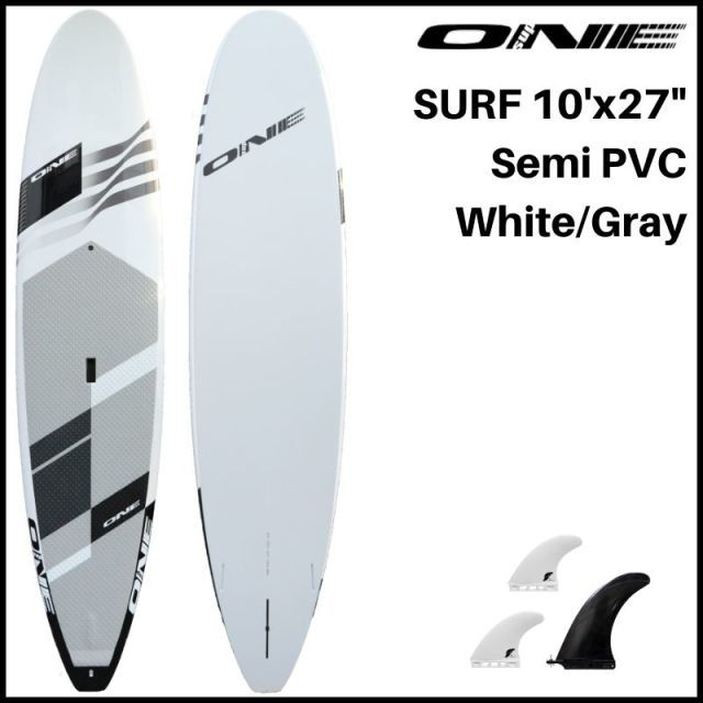 """【ONE ワン】 ONE SUP SURF WHITE 10'0""""×27"""" 116L"""