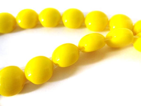 2ホール CANDY 8mm (レモン)