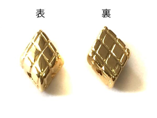 Plaka (ジェムデュオ用パーツ) 24金メッキ