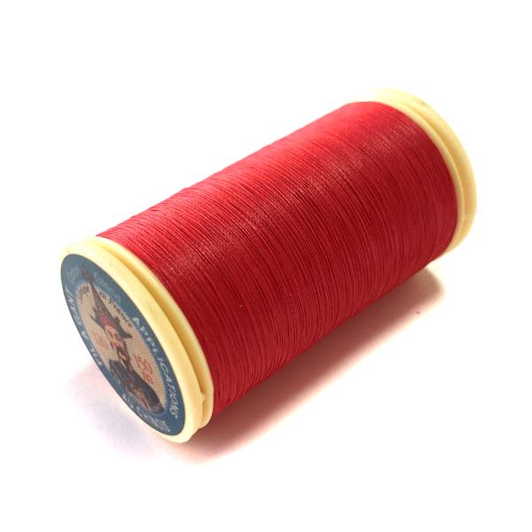 オートクチュール刺繍糸フィラガン(#525)赤
