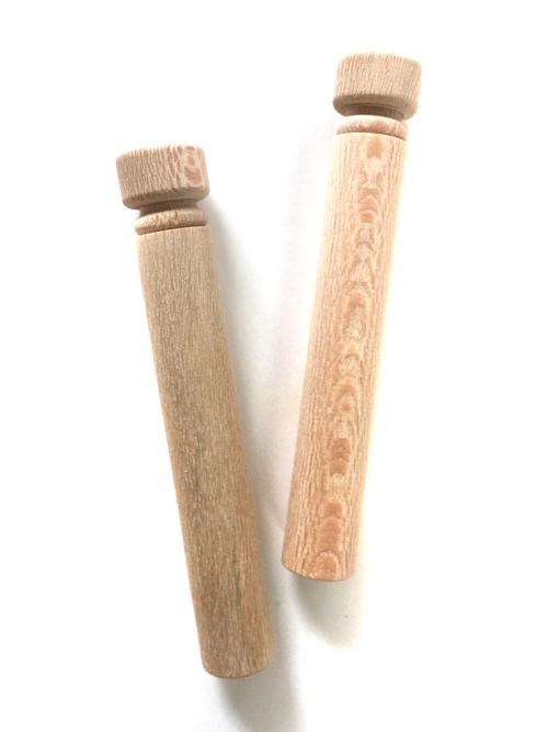 木製ニードルケース(ロング) 2個組