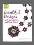 ★Beautiful Designs with SuperDuos and Twin Beads
