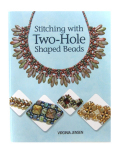 ★Stitching With Two-Hole Shaped Beads
