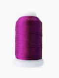 BEADSMITH シルク糸 (プラム)E  200yd巻