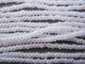 ホワイトパール(11/0) チェコ製 (糸通し約3M)