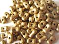 ファルファーレビーズ 3.2x6.5mm ペールゴールド