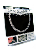 【CHAIN MAILLE KIT】ヘルムパターンネックレスキット