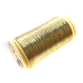 オートクチュール刺繍糸 メタリック(#102)ゴールド