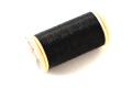 オートクチュール刺繍糸 メタリック (#170) noir