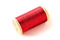 オートクチュール刺繍糸 メタリック (#210) ルージュ