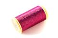オートクチュール刺繍糸 メタリック (#235) フューシャ