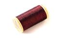 オートクチュール刺繍糸 メタリック (#255) バーガンディー