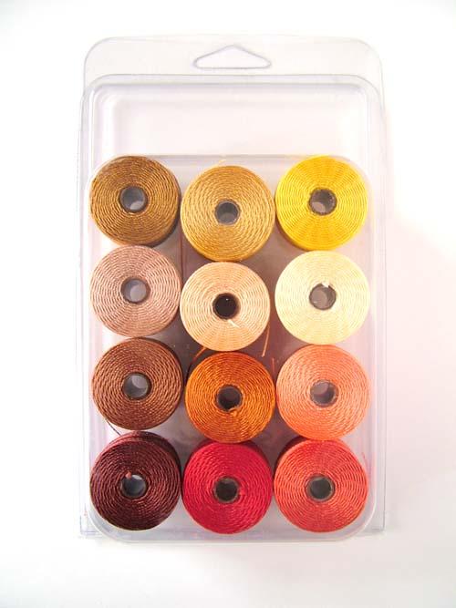 S-Lon ビーズコード FALL 12色セット