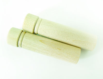 木製ニードルケース(ショート)2個組