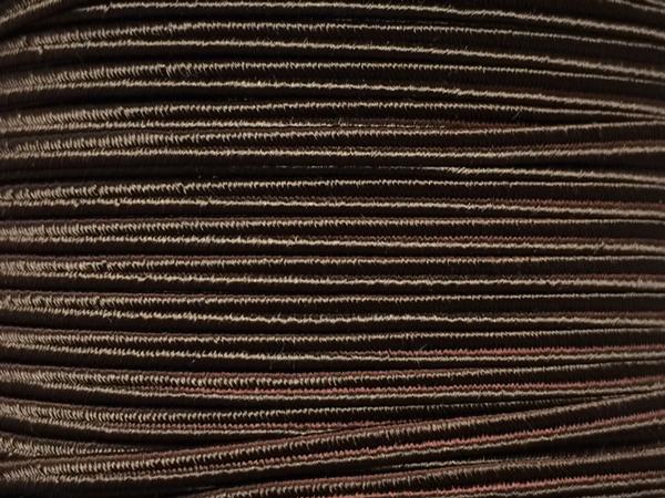 イタリア製 ソウタシエ コード(チョコレート)