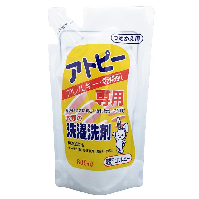 アトピー衣類洗剤800ml