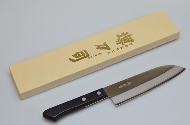 【和泉利器製作所】堺刀司 三徳庖丁 165mm