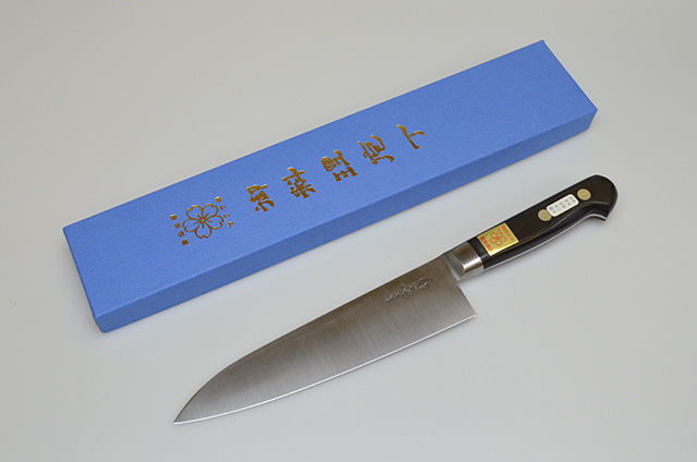 【堺石藤】洋包丁 180mm
