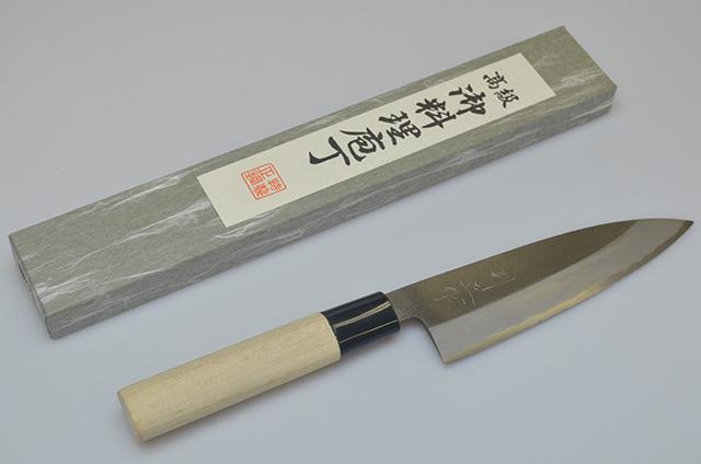 【福井】則正作 舟行包丁 170mm