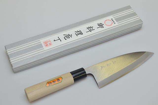 【村田刃物】菊虎 特製出刃包丁 150mm