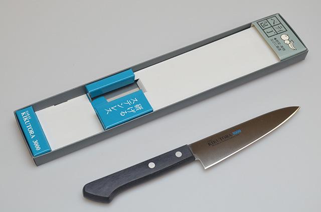 【村田刃物】KIKUTORA ペティナイフ 120mm