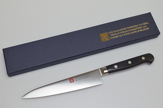 【山脇刃物製作所】郷 ペティナイフ 150mm