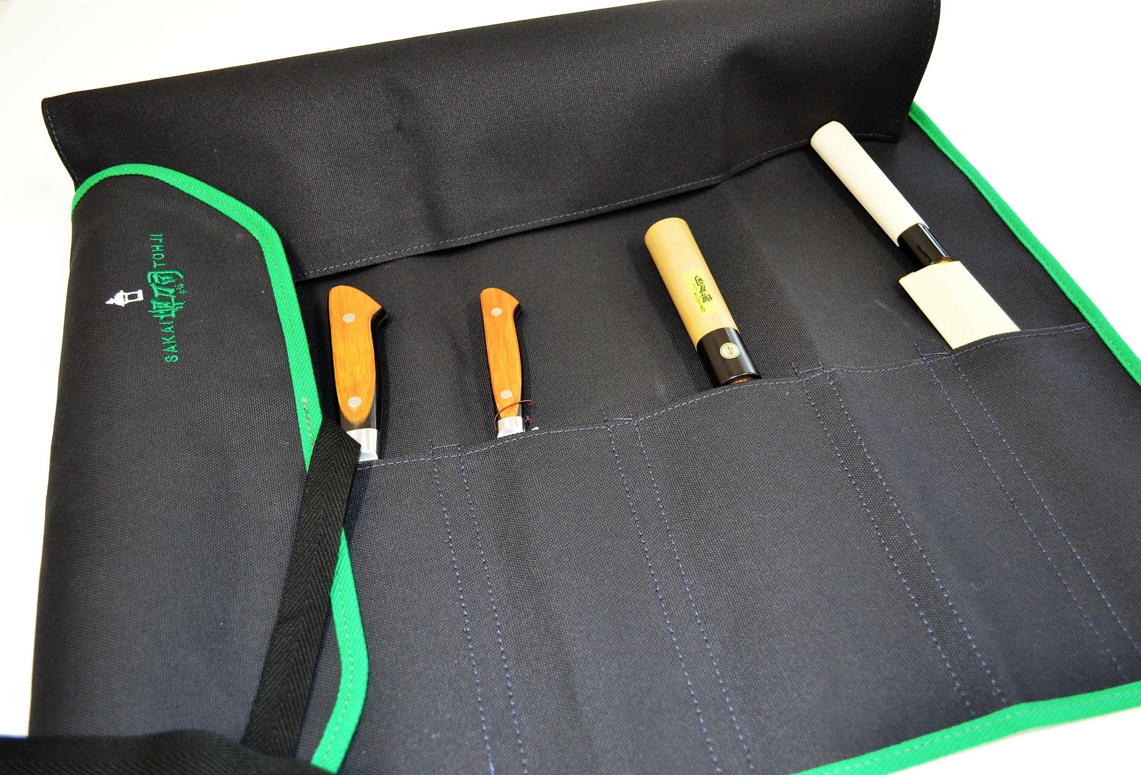 【和泉利器製作所】堺刀司 庖丁5丁用帆布