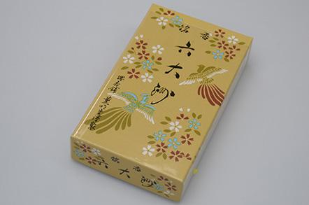 【薫明堂】六大洲(10束)