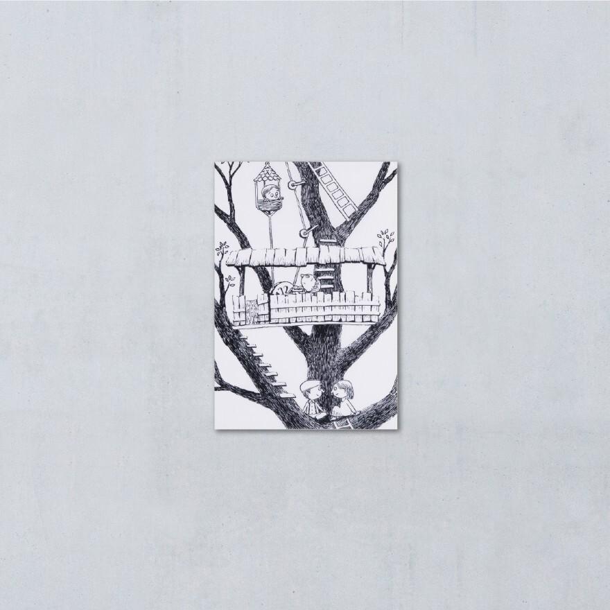 【堺注染和晒興業】WASIL ツリーハウスS