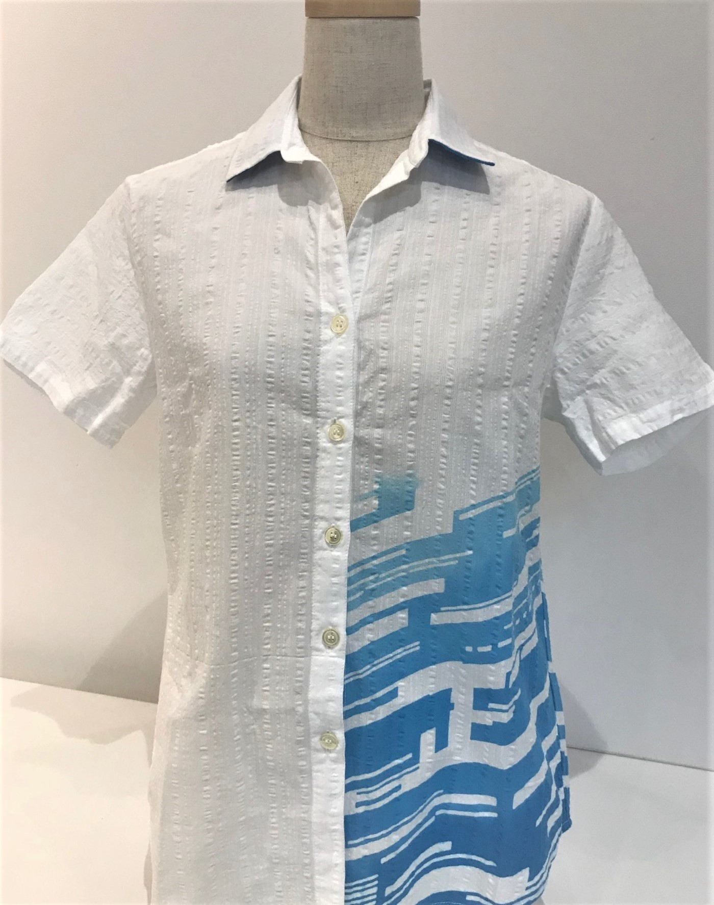 【堺注染和晒興業会】注染シャツ2020年(女性用)
