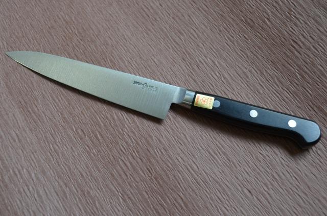 【堺石藤】ペティナイフ 150mm