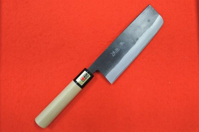 【八内刃物】堺剛志 黒打菜切包丁 165mm