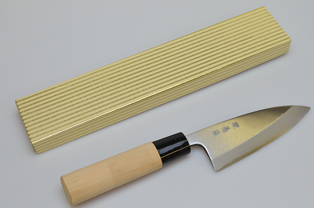 【和泉利器製作所】堺菊龍 出刃庖丁 105mm