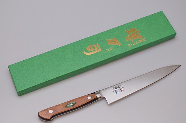 【和泉利器製作所】堺刀司 ペティナイフ 125mm
