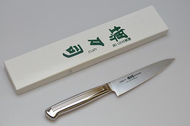 【和泉利器製作所】堺刀司 シェフズナイフシリーズ ペティナイフ 120mm