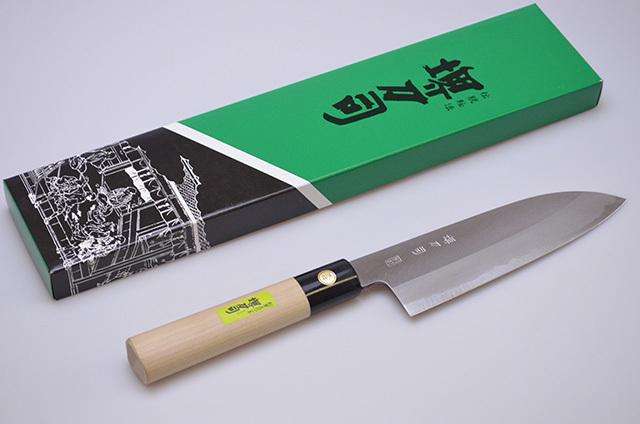 【和泉利器製作所】堺刀司 別打 三徳庖丁 180mm