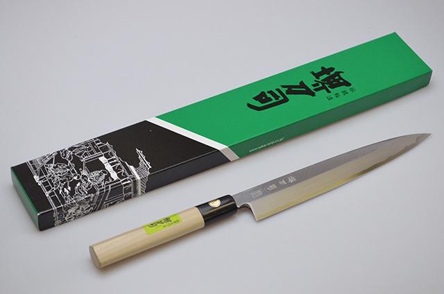 【和泉利器製作所】堺刀司 別打 刺身庖丁 210mm