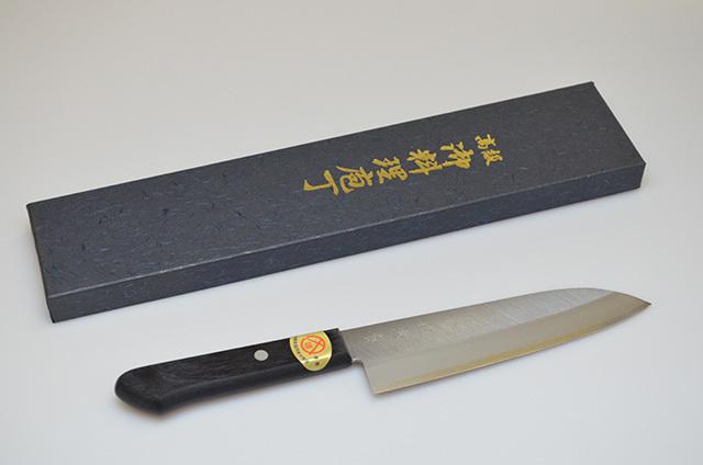 【河井刃物】健忠 文化包丁 165mm