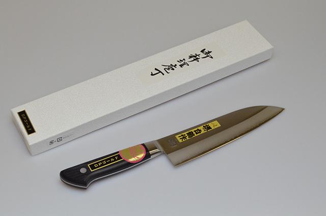 【川澤刃物工業】三徳包丁 170mm