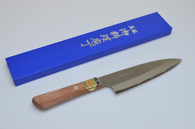 【藤井刃物製作所】文化包丁(大) 165mm