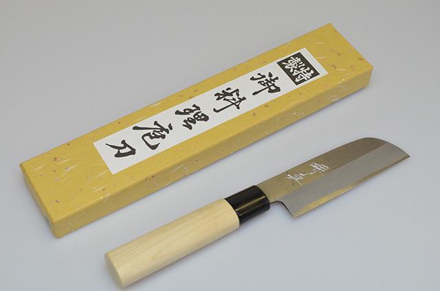 【山本刃剣】堺英 皮むき包丁 105mm