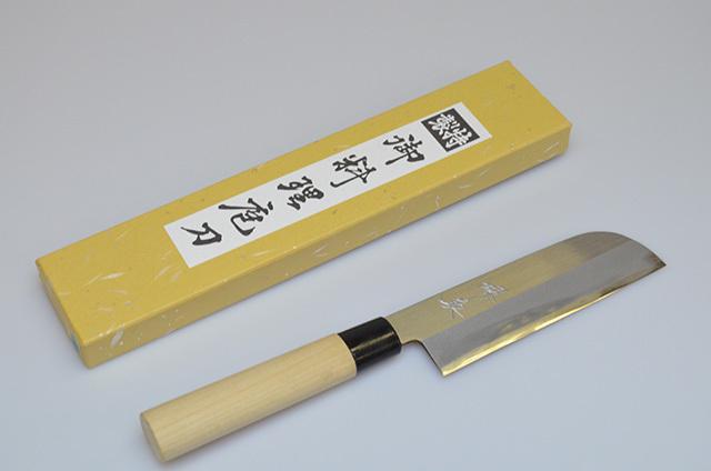 【山本刃剣】堺英 皮むき包丁 135mm