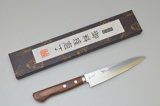 【山本刃剣】堺英 ペティナイフ 135mm