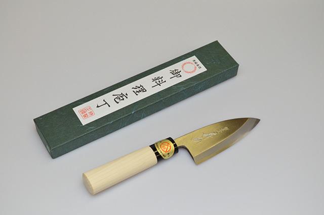 【山脇刃物製作所】郷 特選 出刃包丁 105mm